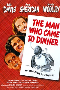 The Man Who Came to Dinner as Mr. Gibbons
