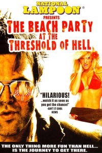 National Lampoon Presents The Beach Party at the Threshold of Hell as President Laura Coffey
