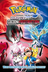 Pokémon the Movie: Diancie and the Cocoon of Destruction as Ninja Riot