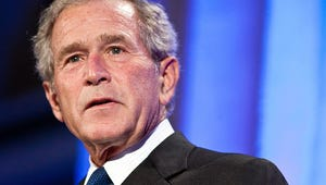 Former President George W. Bush Recovering from Heart Procedure