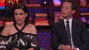 Party of Five's Neve Campbell and Scott Wolf Reunited and Dished the Dirt