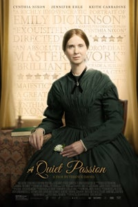 A Quiet Passion as Lavinia Dickinson