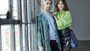 Watch the Trailer for Next in Fashion, Tan France and Alexa Chung's New Design Competition Show