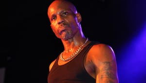 DMX Arrested En Route to a Concert - And Fans Are Pissed!