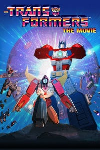 The Transformers---The Movie as Springer