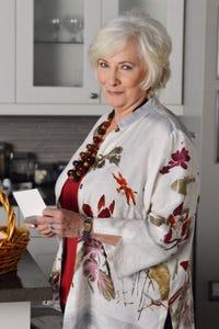 Betty Buckley as Virginia Earp