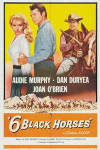 Six Black Horses as Ben Lane