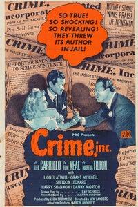 Crime, Inc. as Parry North