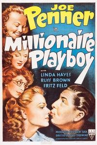 Millionaire Playboy as J.B. Zany