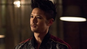 Harry Shum Jr.'s First Post-Shadowhunters TV Gig Is Based on a John Mayer Song