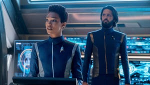 Star Trek: Discovery: Everything We Know About the Red Angel and Those Mysterious Signals