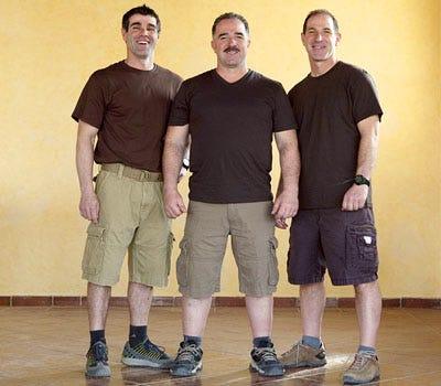 Expedition Impossible - Season 1 - Joe Sanfilippo, Gus Sanfilippo and Nino Sanfilippo
