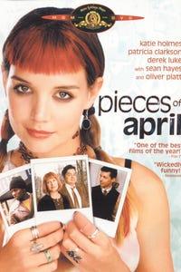 Pieces of April as April Burns