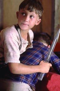 Zachary Bennett as Micki's Nephew