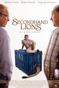 Secondhand Lions as Skeet Machine Salesman