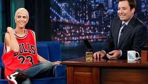 "Top Videos: Alanis Gets Really ""Ironic,"" Kristen Wiig Plays Michael Jordan, Comic-Con Cosplay, More"