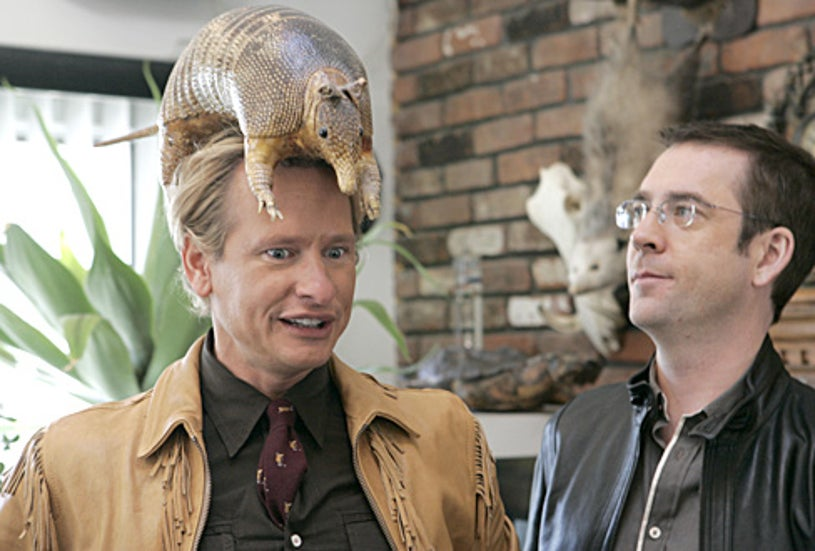 Queer Eye - Carson Kressley and Ted Allen