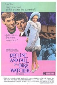 Decline and Fall...of a Birdwatcher as Junior Policeman