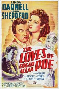 The Loves of Edgar Allan Poe as Edgar Allan Poe
