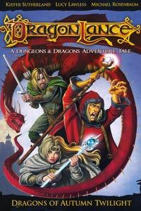 Dragonlance: Dragons of Autumn Twilight as Raistlin Majere