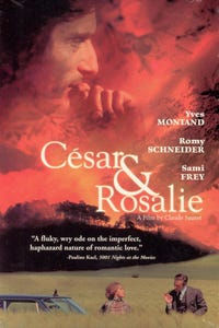 Cesar and Rosalie as Marite