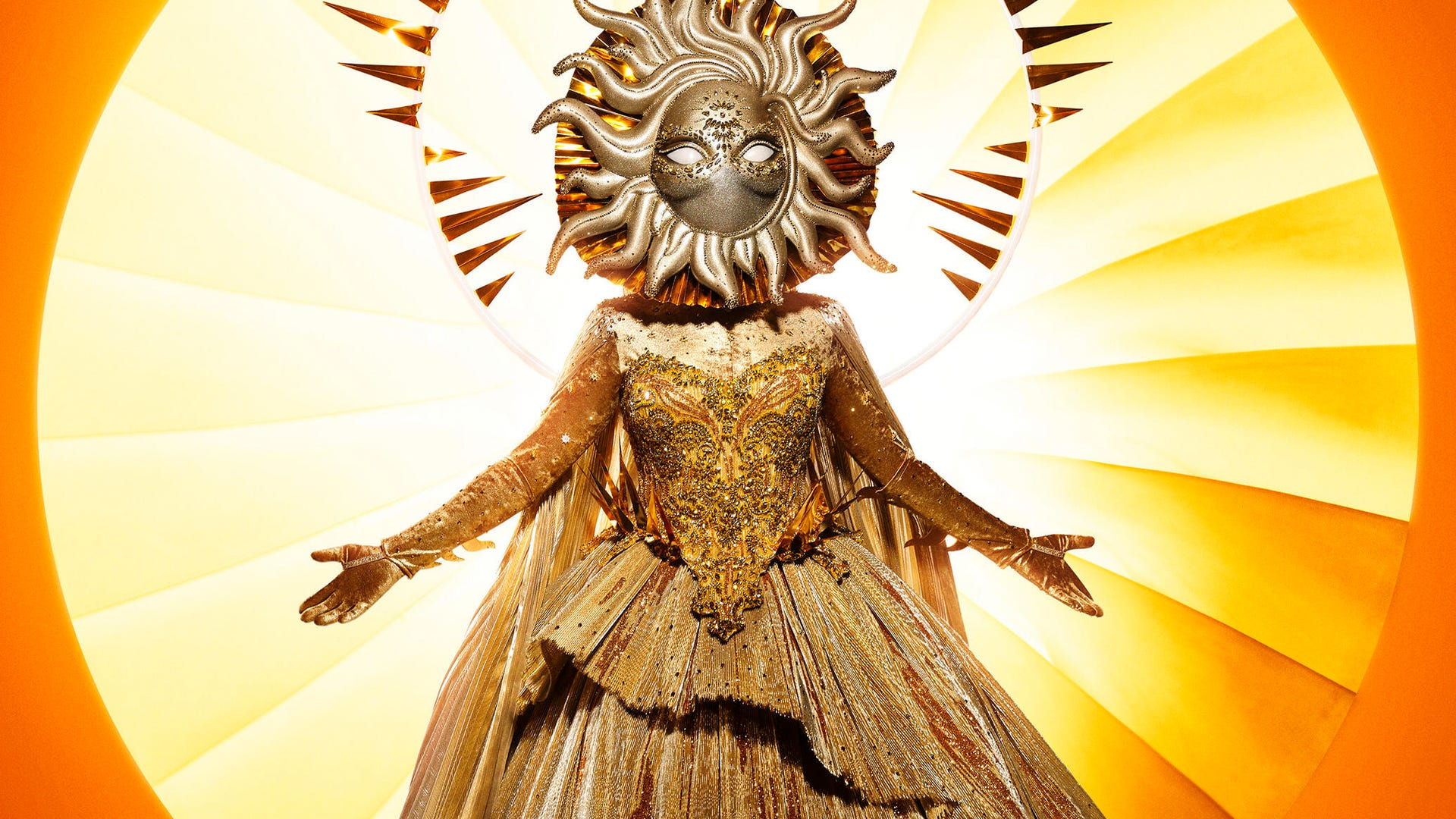 Sun, _The Masked Singer_