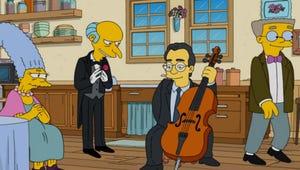 Listen to Yo-Yo Ma's Rendition of The Simpsons Theme
