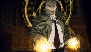 Constantine Is Coming Back from the Dead as an Animated Series on The CW
