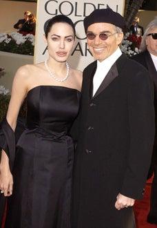 Angelina Jolie and Billy Bob Thornton - Golden Globe Awards, January 20, 2002