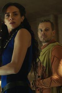Morgan Kelly as Marcus