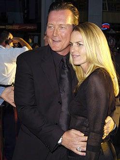 "Robert Patrick & wife Barbara - ""Ladder 49"" World Premiere"