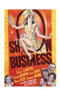 Show Business as Girl