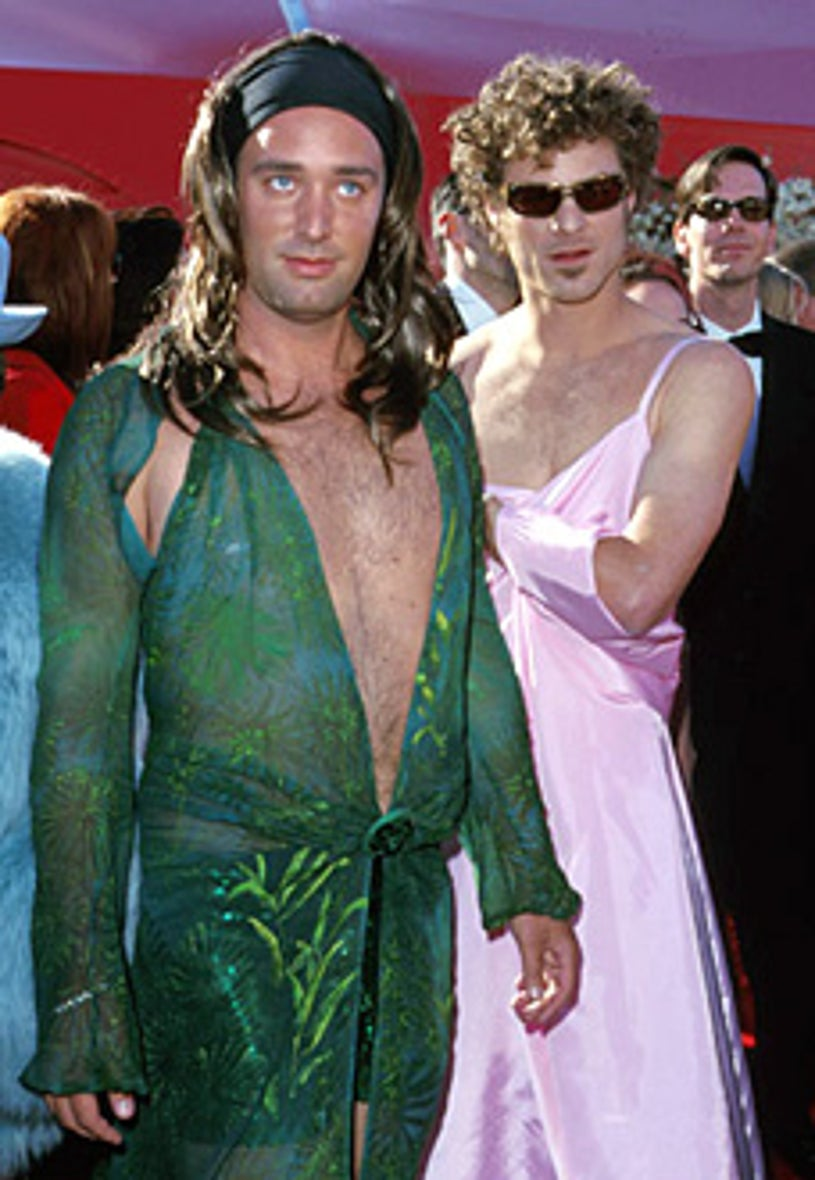 Matt Stone and Trey Parker - 72nd Annual Academy Awards - March 2000