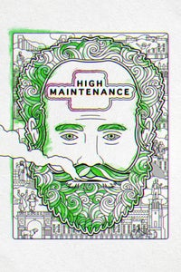 High Maintenance as Hareem