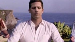 Emmys: Watch Andy Samberg's Perfect Mad Men Spoof