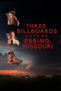 Three Billboards Outside Ebbing, Missouri as Mildred Hayes