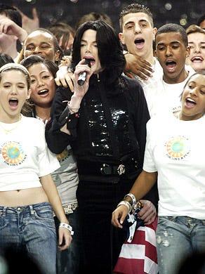Michael Jackson - Workd Music Awards 2006, London, November 16, 2006