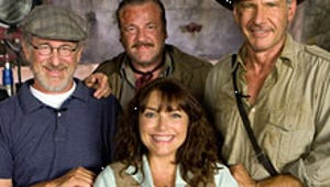 Indiana Jones 4 Spoiled by an Extra; Lucas and Spielberg Strike Back