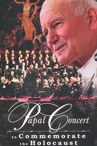 Papal Concert to Commemorate the Holocaust