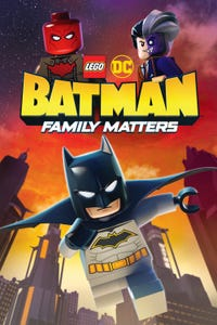 LEGO DC: Batman Family Matters