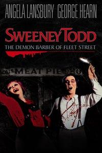 Sweeney Todd: Demon Barber of Fleet Street as Sweeney Todd