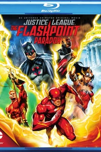 Justice League: The Flashpoint Paradox as Aquaman