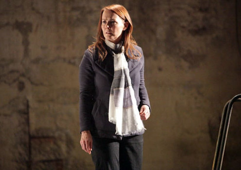 "The Event - Season 1 - ""Loyalty"" - Laura Innes as Sophia Maguire"