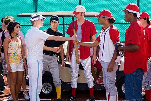 High School Musical 2 - Vanessa Hudgens, Lucas Grabeel, Corbin Bleu, Chris Warren Jr., Dave Huff and Jared Murillo