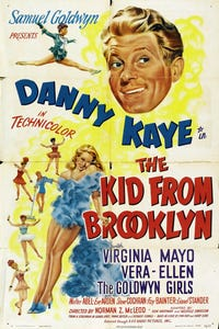 The Kid From Brooklyn as Second