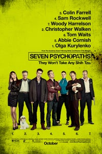 Seven Psychopaths as Marty