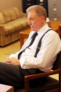 William Atherton as Dr. Faulkner