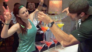 Exclusive First Look: Amazing Race Serves Up One Boozy Detour