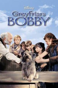 Greyfriars Bobby as James Brown