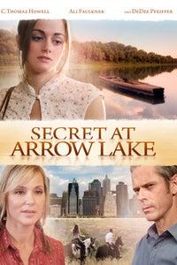Secret at Arrow Lake as Sarah